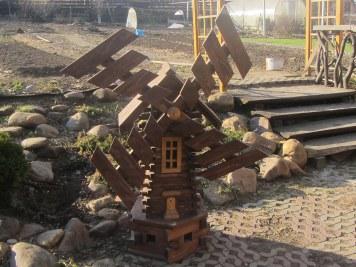 Декоративные мельницы (4)