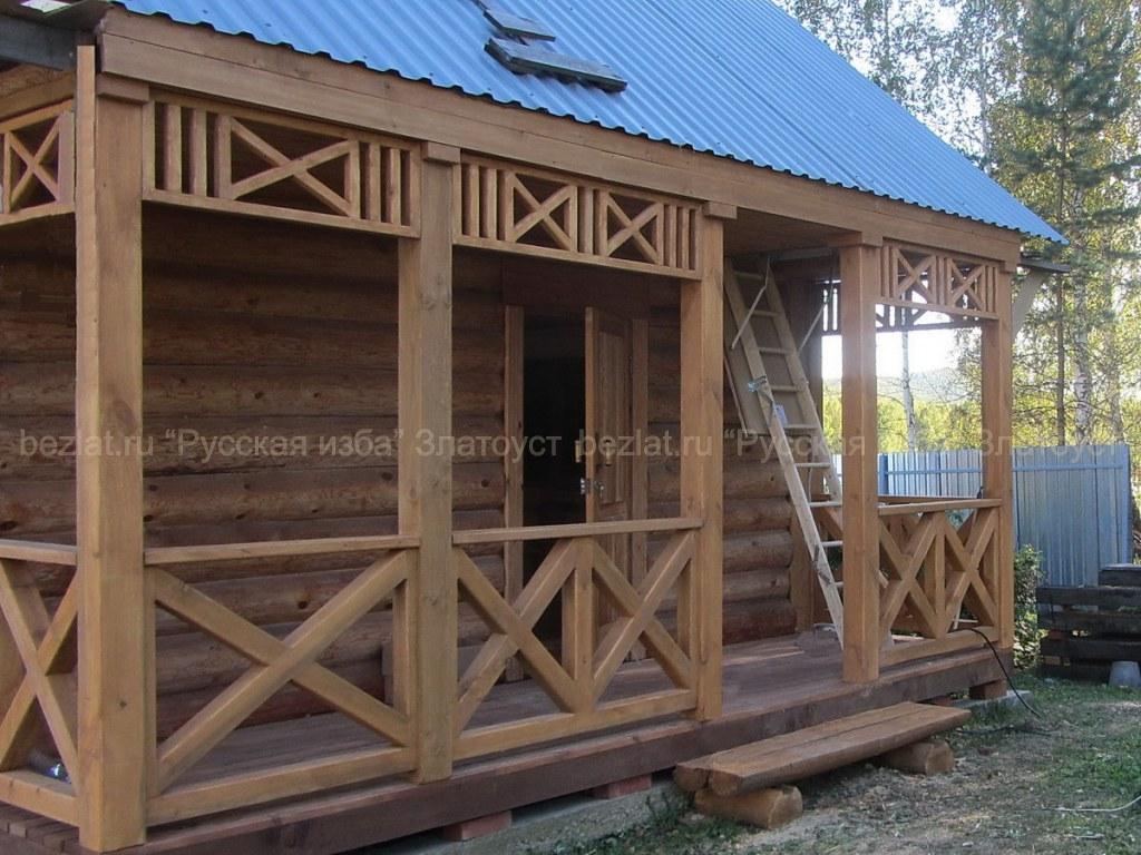 Дома и бани из бруса: строительство деревянных домов недорого под ... | 768x1024