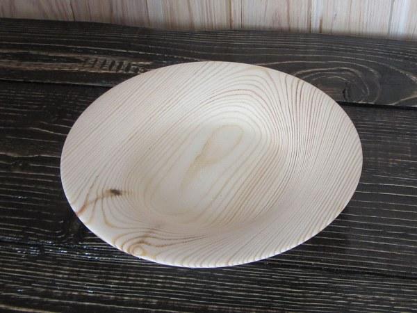 Декоративная и кухонная деревянная посуда из берёзы, бука, сосны и лиственницы