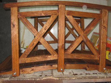 Декоративные мостики (2)