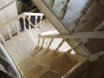 Двухмаршевые лестницы (4)